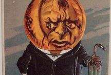 Vintage Halloween / by Bridget Brockman