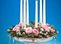 Christmas / Flower arrangements and ideas for Christmas