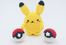 Crochet ~ Pokémon GO Craze! / FREE crochet patterns on anything Pokémon-related! New patterns will be added periodically :) Pokémon GO!