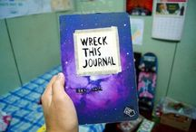 Wreck This Journal ☯