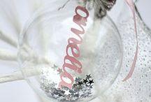 Bombki choinkowe / Piękne bombki choinkowe, które wprowadzą cię w świąteczny nastrój.