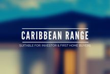 IBN Caribbean Range / The Caribbean Range suits First Home Buyers or Investors. The Bridgetown The Georgetown The Havana The Kensington 1 / 2 The Kingston The Montego The Nassau