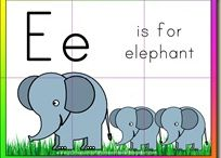 Elephant Unit (MFW K) / Learning activities to use when doing the Elephant unit in My Father's World Kindergarten (MFW K). Elephant crafts, elephant art ideas, and elephant activities for kids