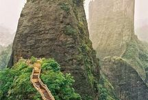 Places to trod / Life Goal: Hiking around the world