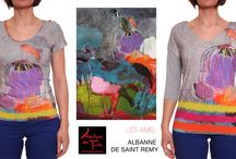 Aventures Des Toiles SS 2014 / Aventures des toiles new spring summer collection! #pretaporter #artandfashion