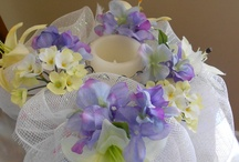 centerpieces / by Judy Hart