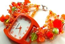 Jewelry - Watches / by Think Orange