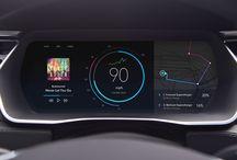 Car interfaces