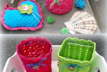 Crochet for the home / by Gemma Bennion
