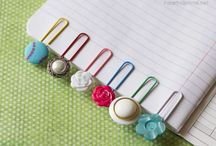 Button book marks