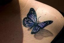 Schmetterling Tattoos