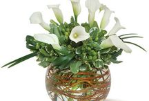 Flower Arrangements / by Leah Dodge