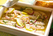 Recipes : Fish