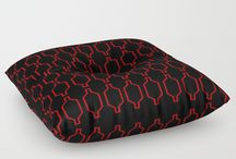 Society Floor pillows