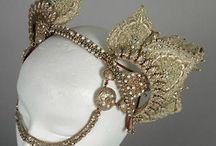 kostymer - tilbehør og smykker