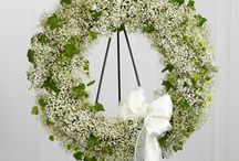 Funeral Service Sympathy Flowers / These flowers are suitable to send to a funeral or memorial service.
