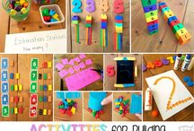 Stage 1 maths activities