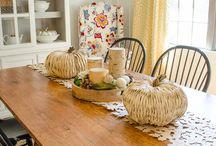 The Main House: Dining Room / by Page Farm Chick (Deb Daniel)