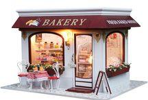 Mickey's Bakehouse