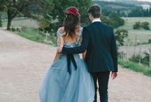 Dusty wedding