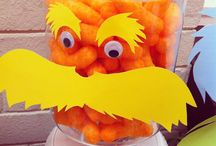 It's the Lorax :) / by Jessica Lamberson-Kinsey