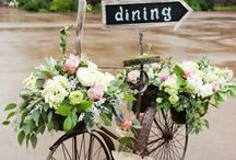 Wedding Shabby & country chic