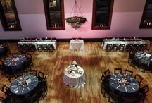 Reception Designs / Real wedding and event floor designs at The Bell Tower in Nashville, TN.