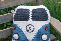 Knitting / Cushion