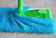 Upratovanie - domácnosť