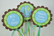 Dino Baby Shower/Party