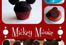 Mickey party stuff / by Britney Edmonds