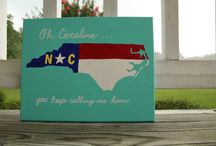 North Carolina / by Keri Danielle