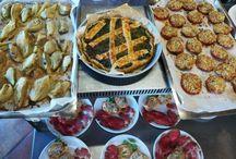 Villa Spoiano food and wine