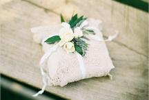 Wedding: Ring Pillow