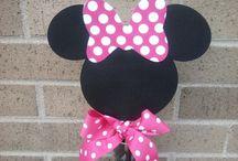 Minni Mouse B Ideas