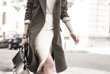 Fashion - Look Book Inspo