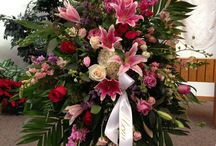 Funeral Sprays and Arrangments