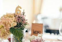 Hochzeit: Feier / Gastgeschenke