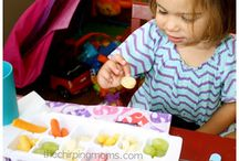Fun meal ideas for the kids