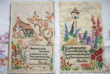 Vintage Craft / Honouring vintage crafts