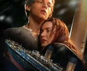 Titanic / I love this movie!! The tragic love story, the fashion, the great tragedy of it all.  It reminds me that even though my husband is gone, I must live on in his memory. / by Chentzu Hester