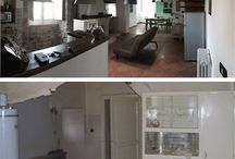 Private House Restructuring / Works of restructuring, consolidating and furnishing of a private house