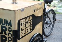 Beer Bikes / Bikes and beer together