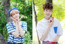 ASTRO / Jinjin Eunwoo Moon Bin MJ Rocky Sanha