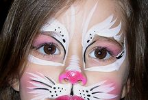 face painting / by Linda Hoffelt