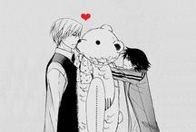 Junjou Romantica y Sekaichi Hatsukoi