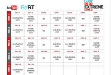 befit workouts