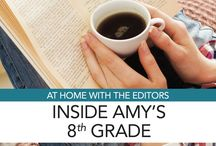 Homeschooling: Middle / Tips for homeschooling middle school, including books lists for middle schoolers, ideas for activities, projects, and field trips, ways to navigate the parent-teacher line with a pre-teen and more.