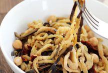 Low Carb Vegan / Vegan + low carb recipes.