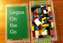 lang reise - ideer for barn